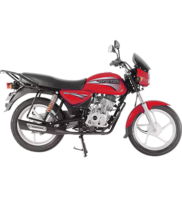 MOTOCICLETA BAJAJ BOXER 150 CC - ROJO