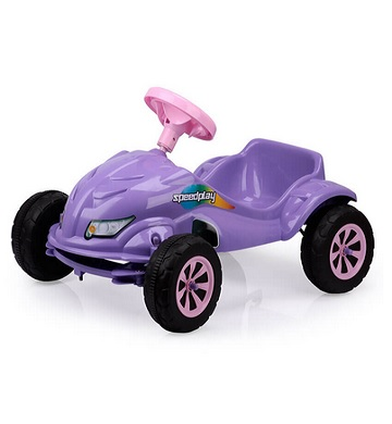 AUTO A PEDAL SPEEDPLAY COLOR LILA