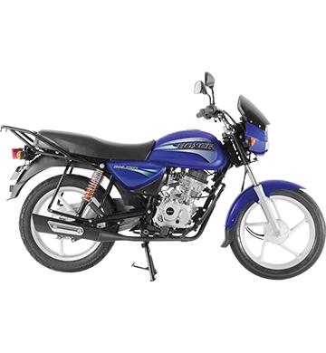 MOTOCICLETA BAJAJ BOXER 150 CC- AZUL