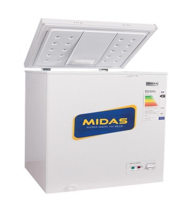 FREEZER MIDAS HORIZONTAL 120 LTS. MDFZ120