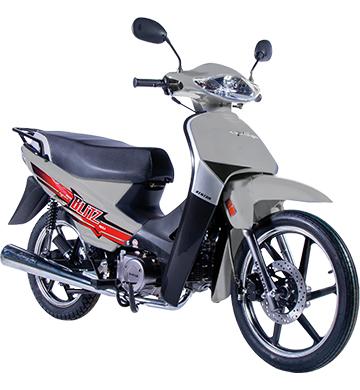 MOTO KENTON BLITZ 110 C/A DLX GRIS