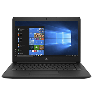 NOTEBOOK HP CELERON 14-CM0132LA AMD E2-9000E/4GB/1T/14HD/W10 JET BLACK