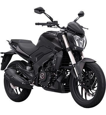 MOTOCICLETA BAJAJ DOMINAR 400 CC- NEGRO